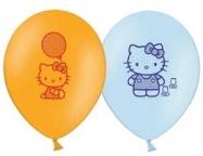 """Шар с рис.12"""" Hello Kitty"""