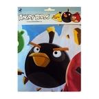 Скатерть п/э Angry Birds 140х180 см/уп