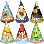 Колпак Angry Birds 6 шт/уп