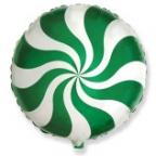Круг / Карамель зеленый
