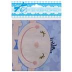 Скатерть полиэтиленовая С днем Рождения, Малыш голубая