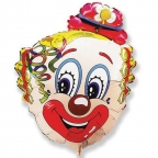 Клоун Голова В