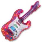 Гитара фуксия