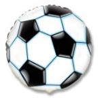 Круг / Футбольный мяч черный