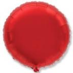 Шар Круг Красный / Red