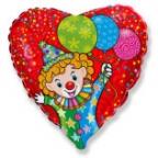 Сердце / Весёлый клоун
