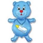 Медвежонок мальчик