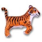 Тигр черный