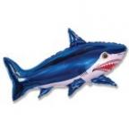 Акула синий