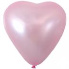 Пневмохлопушка в розовой тубе металл тубе фольга