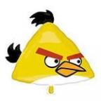 Angry Birds Желтая птица