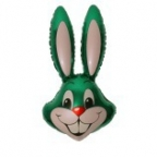 Шар Кролик зеленый