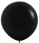 1 метр пастель Черный