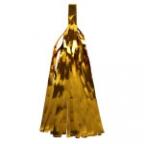 Помпон-кисточка Золото фольга 10 листов