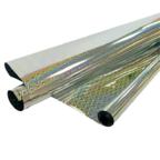 Пленка Голография Серебро 190гр 40мкм / рулон