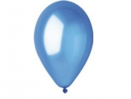 Шар Италия Металлик Синий / Blue R-036