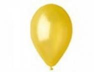 Шар Италия Металлик Желтый / Yellow R-030
