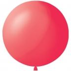 Шар 1 метр Красный