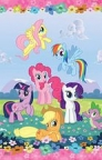 Шар Скатерть п/э My Little Pony