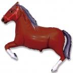 Шар Лошадь темно-коричневая