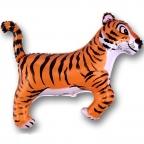 Шар Тигр черный