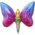 Шар Девочка-бабочка