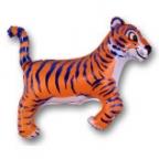 Шар Тигр синий