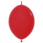 Шар S Линколун Пастель Красный / Red