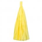 Помпон-кисточка Желтый 10 листов