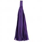 Помпон-кисточка Фиолетовый 10 листов