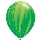 "Шар Q 11"" Супер Агат Green"