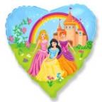 Шар Сердце / Замок Принцессы
