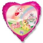Шар Сердце / Моя маленькая лошадка Замок