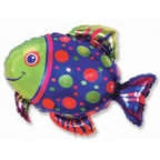 Шар Пятнистая рыбка