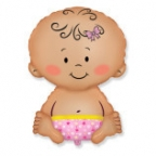 Шар Малышка в памперсе