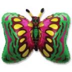 Шар Бабочка зеленая